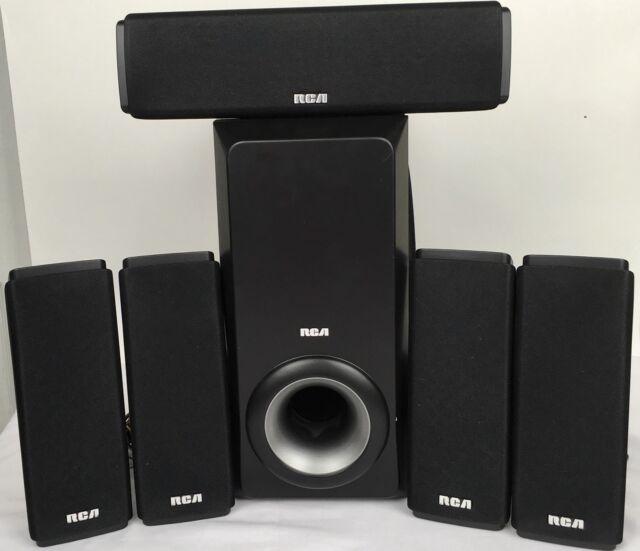 How do i hook up my rca surround sound
