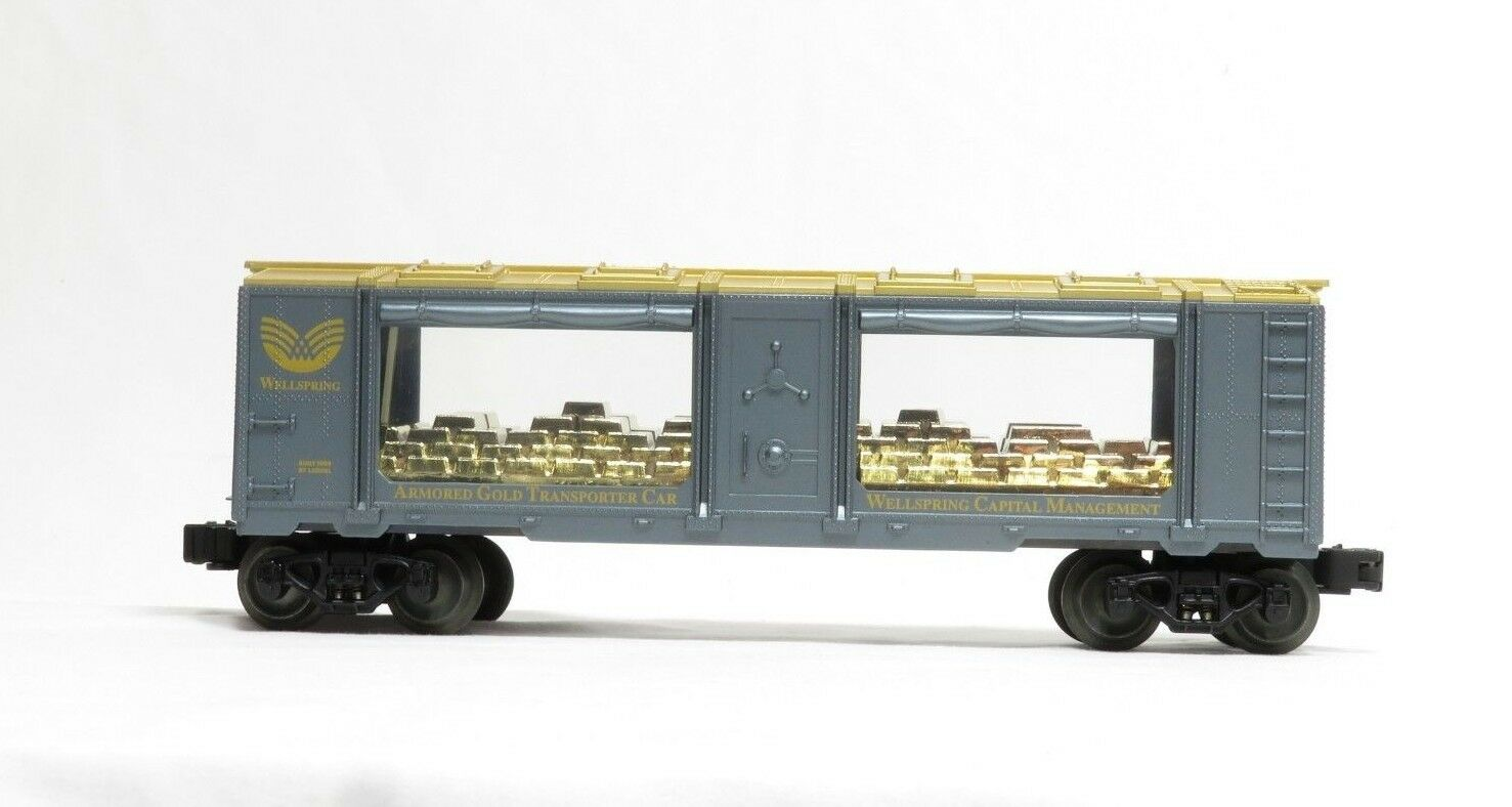LIONEL 6-19667 Mint Car Well Springs NIB