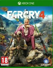 XBOX ONE FAR CRY 4 - (Xbox One) Ottimo - 1st Class consegna