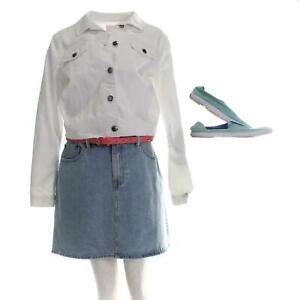 Valley-Girl-Stacey-Jessie-Ennis-Screen-Worn-Jacket-Skirt-amp-Shoes-Ch10-Sc-108-111