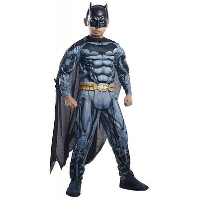 Batman Costume for Kids Halloween Superhero Fancy Dress