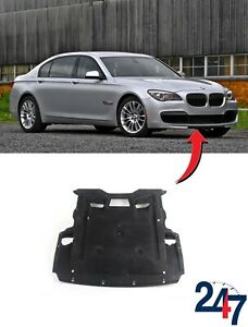 Under Engine Protection Shied Compatible With Bmw 7 Series F01 F02 2009 2015 Ebay