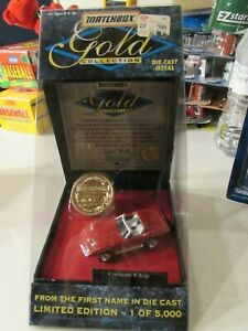 Matchbox-Gold-Collection-Corvette-T-top-Red-Limited-Edition-1-of-5000