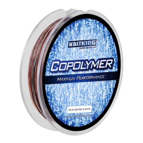 KastKing Camo Soft Monofilament Line Copolymer Mainline Mono Fishing Line 327Yds
