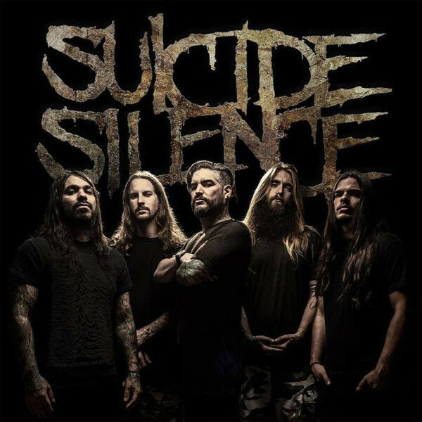 Suicide Silence Suicide Silence (2017) 9-track CD Álbum Nuevo/Sellado 5th Album