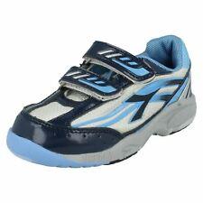 ee73e849ba35 Diadora Boys Trainers - Argos Blue UK 2 Standard for sale online   eBay