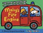 Maisy's Fire Engine by Lucy Cousins (Board book, 2008)