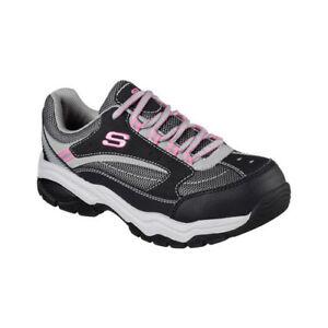 Skechers-Women-039-s-Work-Biscoe-Steel-Toe-Sneaker