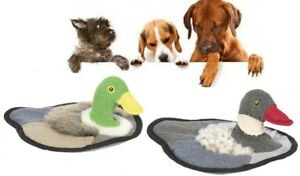 Details about Puddle Duck Puddle Goose Strong Durable Floating Training Interactive Dog Toy