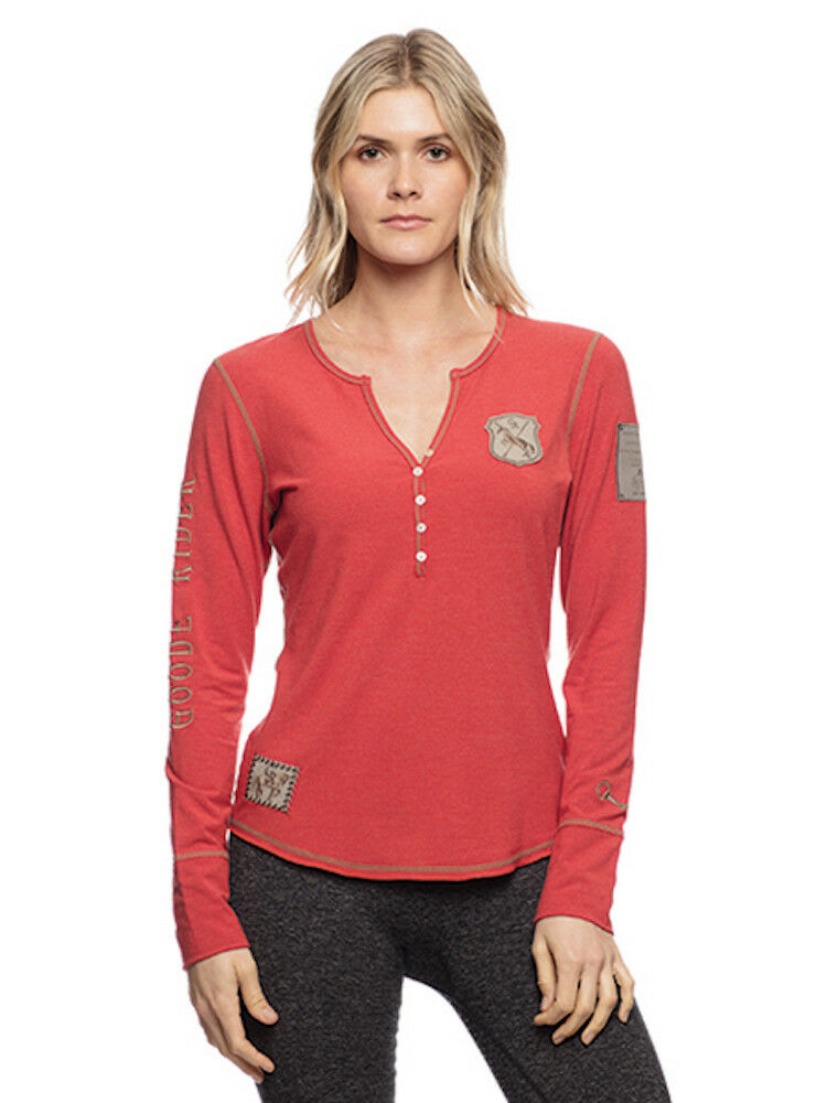 Goode Rider  Goode Henley-Paprika Heather-M  fast delivery