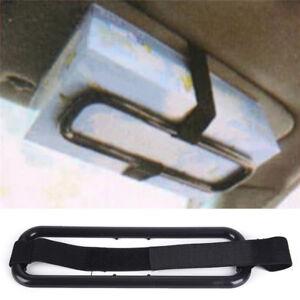 Car-Sun-Visor-Tissue-Paper-Box-Holder-Auto-Seat-Back-Accessories-Clip-Bracket-FO