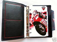 Ducati Corse Organizer In Schwarzem Leder Sieht Edel Aus Zum Knaller Preis