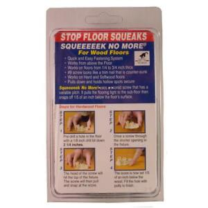 Squeeek-No-More-O-039-Berry-Counter-Snap-Kit-3232-For-Hardwood-Floors