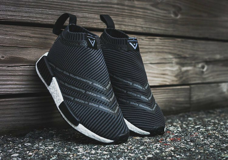 WHITE MOUNTAINEERING X ADIDAS NMD S80529 City Sock Size 8.5. S80529 NMD Ultra Boost Yeezy 68a502