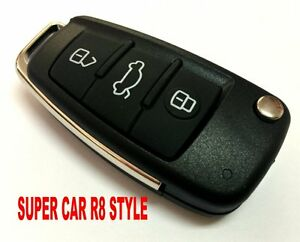 SWITCHBLADE KEY FOR TOYOTA CHIP TRANSMITTER CLICKER BEEPER ALARM REMOTE FOB BXD2