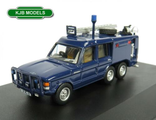 BNIB OO GAUGE OXFORD 1:76 76TAC002 TACR2 QUEENS FLIGHT RANGE ROVER