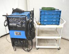 Miller 250 Syncrowave Tig Welder Cc Acdc 3 310a Stick Ocv80vdc Out250a30vac