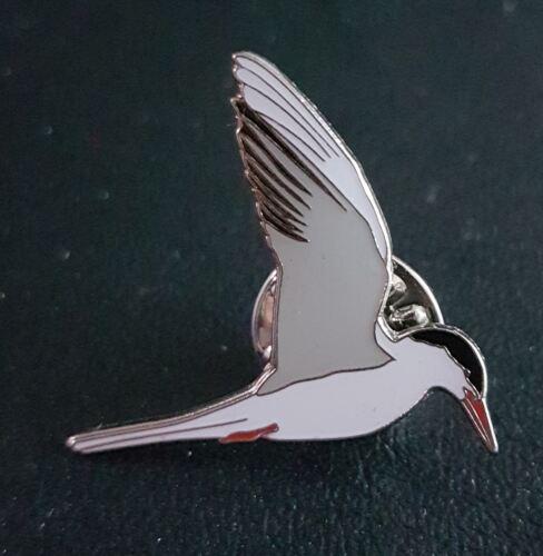 COMMON TERN RSPB Pin Badge