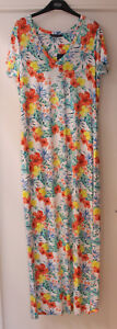 Ladies-M-amp-S-Collection-Sizes-14-18-20-Summer-Maxi-Dress