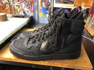 29093c6c0522 Converse Fastbreak HI Triple Black Zipper Size US 10 Men 162558C ...