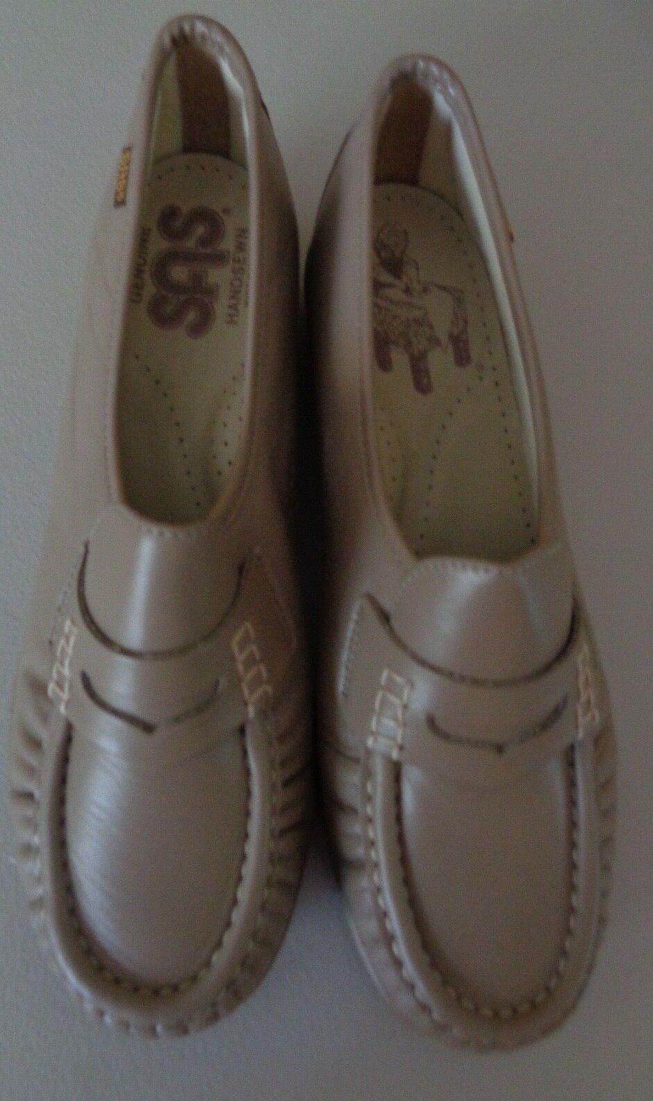 seleziona tra le nuove marche come SAS Donna NEW NEW NEW scarpe genuine comfort beige tan 8 1 2M slip on moccasin type  ti aspetto
