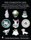 The Charleton Line: Decoration on Glass and Porcelain from Fenton, Cambridge, Consolidated, Westmoreland, Duncan & Miller, Heisey, Imperial, Limoges and Others by Michael Palmer, Lori Palmer (Hardback, 2002)