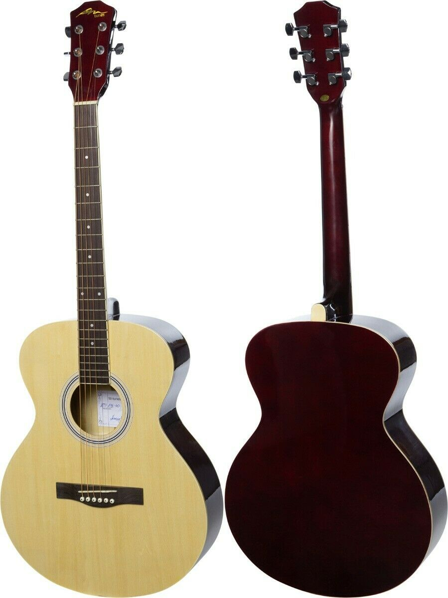 IE Acoustic guitar 4 4 40  M-tunes MTF148