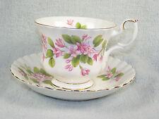 Royal Albert MAYFLOWER Cup & Saucer Set