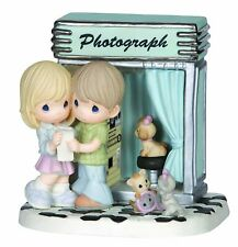 Precious Moments You've Captured My Heart Limited Edition Bisque Figurine 144017