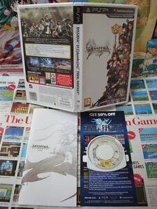 Sony-PSP-Dissidia-012-Duodecim-Final-Fantasy-TOP-RPG-COMPLET-Fr