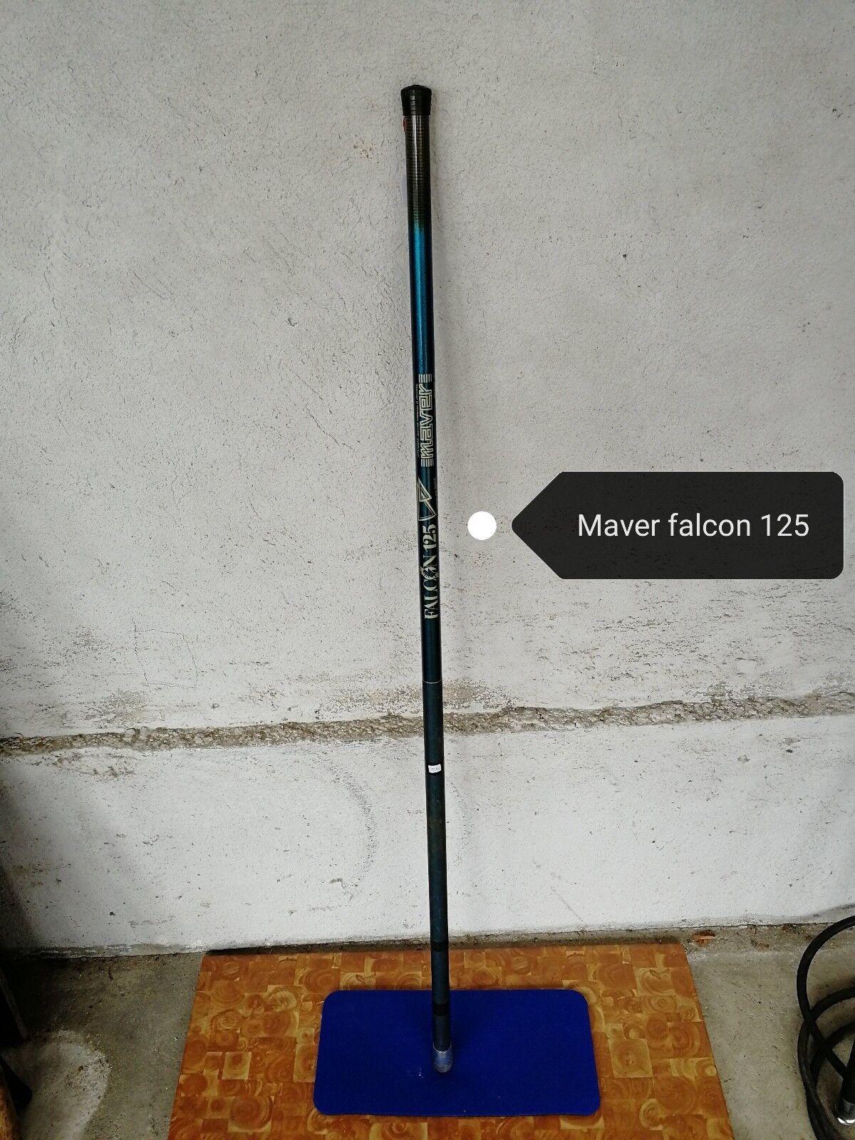 Articolo C005 - Canna da pesca Maver falcon 125 - 5 metri