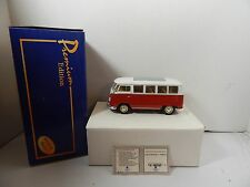 1/24 SCALE WELLY AMERICAN MINT 1962 VW VOLKSWAGEN CLASSIC BUS