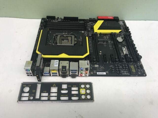 MSI Z87 MPOWER MAX ASMedia SATA Driver for Windows
