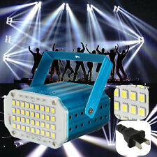 Strobe DJ Flash 36x 5050 LED Color Concert Club Party Disco Bar KTV Stage Lights