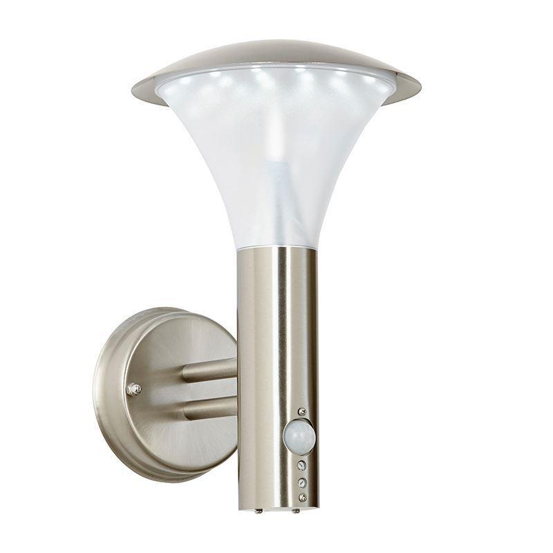 Endon Lighting Francis PIR 1lt 1lt 1lt Mur IP44 6 W Daylig-EL-40068-PIR | Outlet Store En Ligne  d01a63