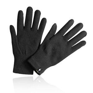 Smartwool Homme Smartwool Liner Glove Noir Sports de plein air chaud respirant  </span>