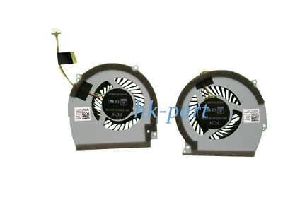 New for Dell Inspiron 15 7566 7567 Series CPU+GPU cooling fan 0NWW0W
