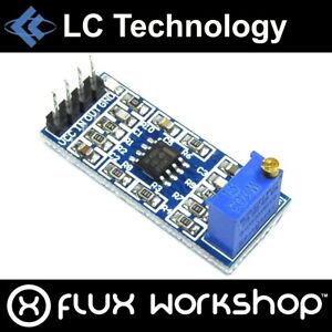 Details about LC Technology LM358 100x Multiplier Gain Amplifier Module  LC-Audio Flux Workshop