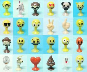 Details Zu Aldi Emoji Emojis Aussuchen Aus Allen 24 Figuren Oder Komplett Set