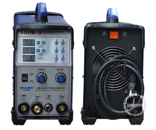 4000w Portable Super Laser Cold Welding Machine Metal Mould Repair Welder 220v For Sale Online
