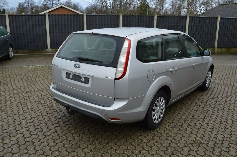 Ford Focus 1,6 TDCi 90 Trend Collection stcar Diesel