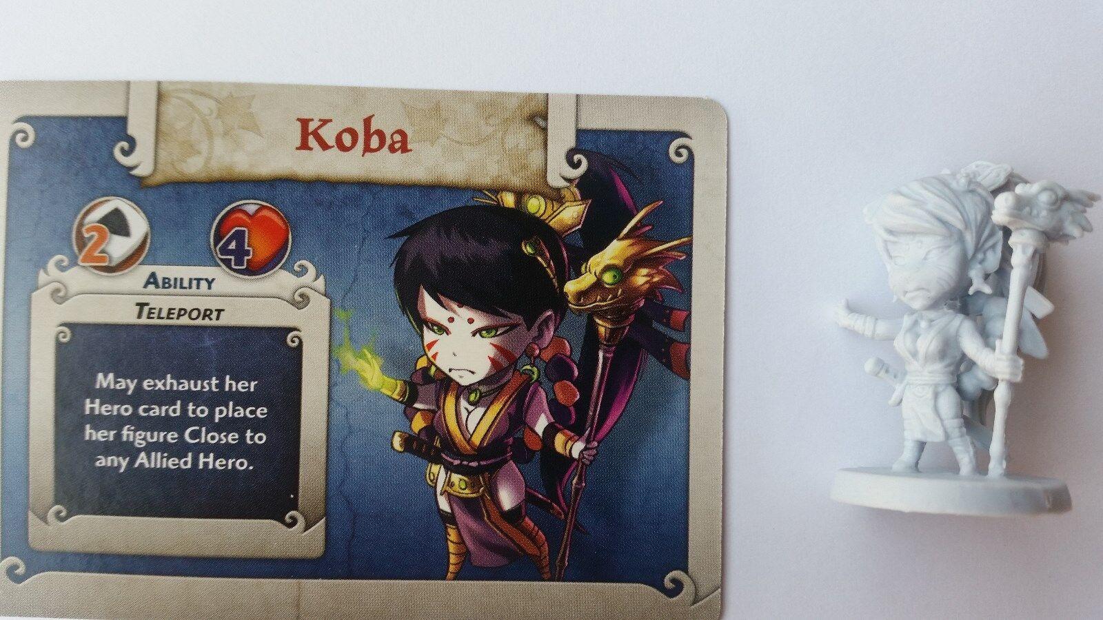 ARCADIA QUEST PROMO EXCLUSIVA KOBA, MUY DIFICIL DE CONSEGUIR