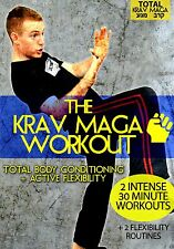 The Krav Maga Workout: Total Body Conditioning + Flexibility - New Fitness DVD!