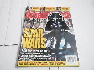 120-DREAMWATCH-science-fiction-tv-magazine-UNREAD-STAR-WARS-DARTH-VADER