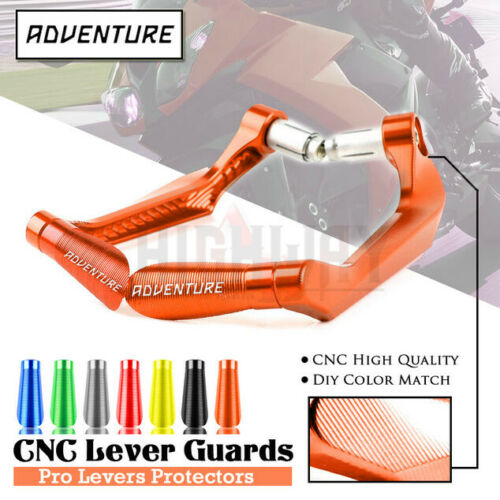 Brake Clutch Lever Guards Protector for KTM 950 990 1190 1290 Adventure 990 Adv