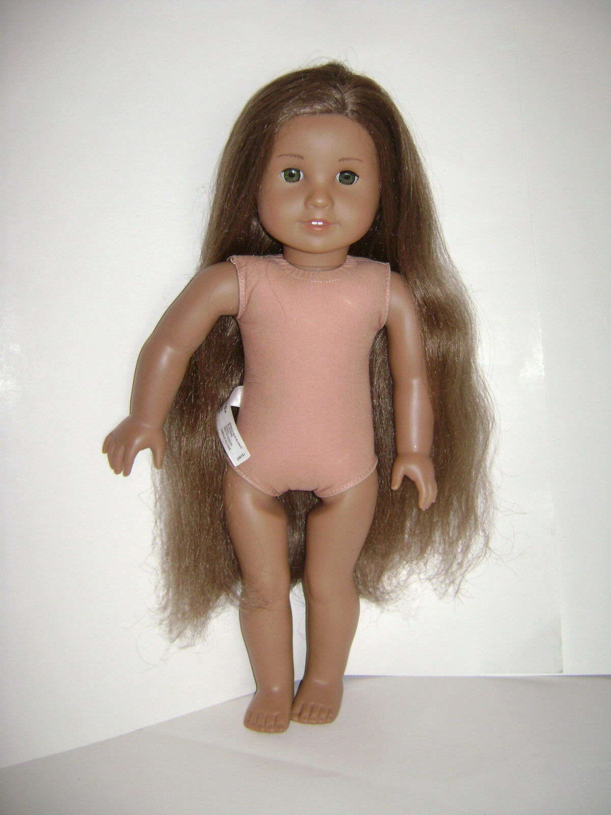 AMERICAN GIRL DOLL 18  GIRL of the year 2011 KANANI Nude GOTY RETIrot