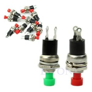 Micro Switch Momentary On Off Push Button Micro Switch Ebay