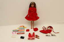 1963 SKIPPER doll with four outfits Mattel barbie doll Skipper doll