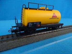 Marklin-4441-916-SBB-CFF-Tanker-Car-Lagerhauser-Aarau-Yellow