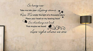 Ed Sheeran Thinking Out Loud Song Music Lyrics Quote